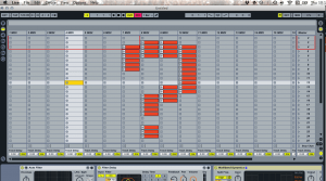 How to set up backing tracks in Ableton Live