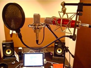 Choosing a studio microphone