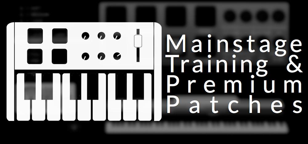 Premium Mainstage sounds - OurWorshipSound