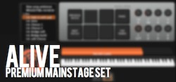 alive patch for mainstage