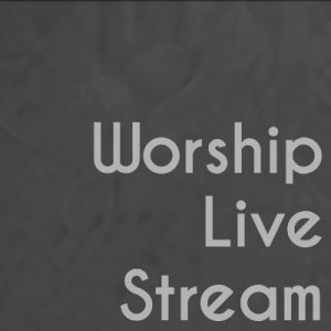Join me for live worship April 30