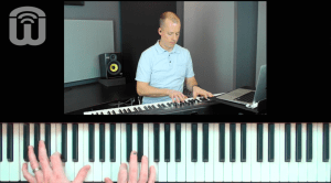 This video demonstrates a simple way to start adding melodies to your playing.