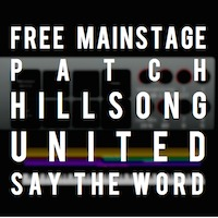 Free Mainstage patch: Hillsong United