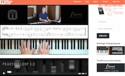 Making Fluent Piano more adaptable