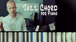 Adaptable jazz chord for piano