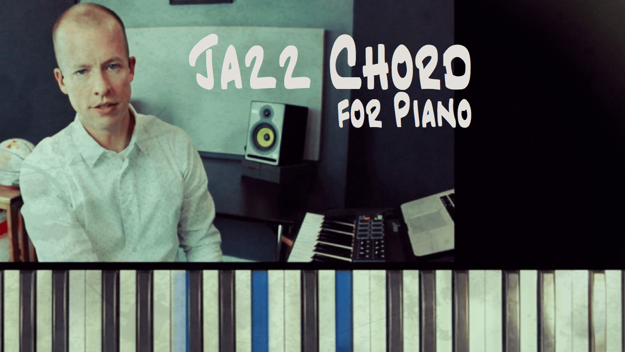 Adaptable jazz chord for piano - OurWorshipSound