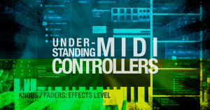 MIDI controllers are flexible but don't have to be complicated