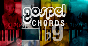 Gospel chord – dominant flat-9 for piano