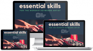 New guide for worship keyboard artists