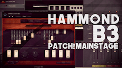 hammond mainstage patch