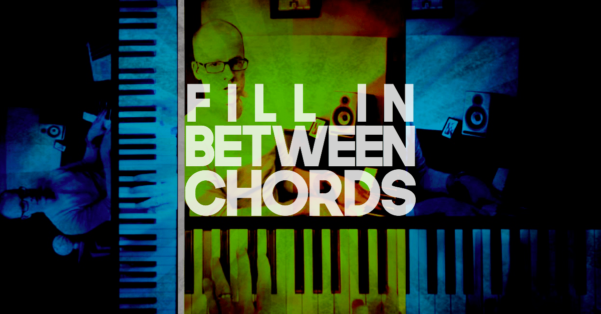How To Fill In Between Piano Chords Ourworshipsound