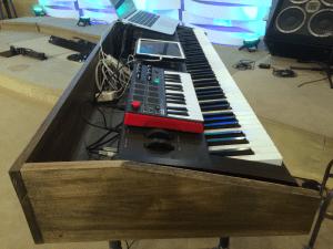 diy keyboard stand - DIY Campbellandkellarteam
