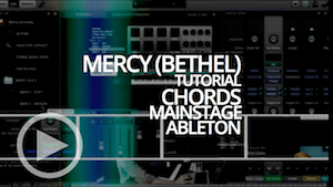 Mercy (Bethel) - cover with Mainstage & Ableton - OurWorshipSound