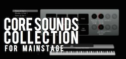 core sounds for mainstage