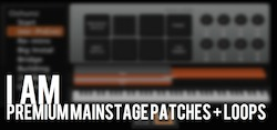 i am patch for mainstage