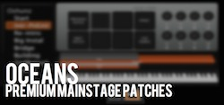 oceans patch for mainstage