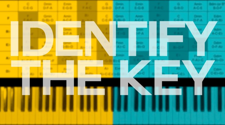 identify the key of a song to unlock important music connections