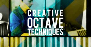 piano octave techniques