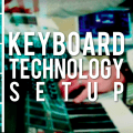 Keyboard technology setup with Mainstage and Ableton