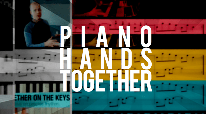 hands together image