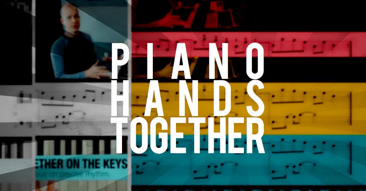 hands together image