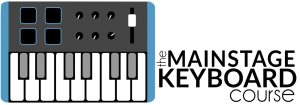 the mainstage keyboard course